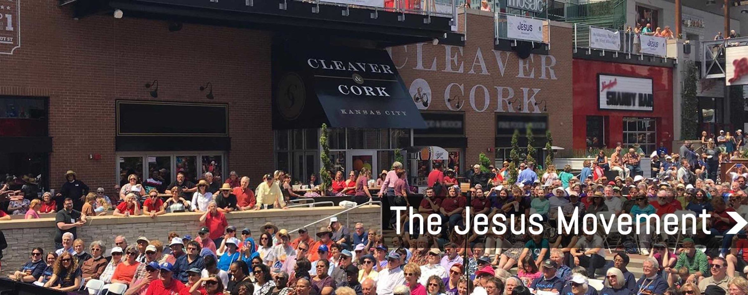 The Jesus Movement