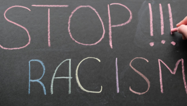 Parish Life Erradicating Racism