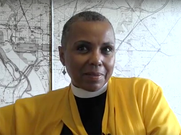 The Reverend Dr. Gayle Fisher-Stewart