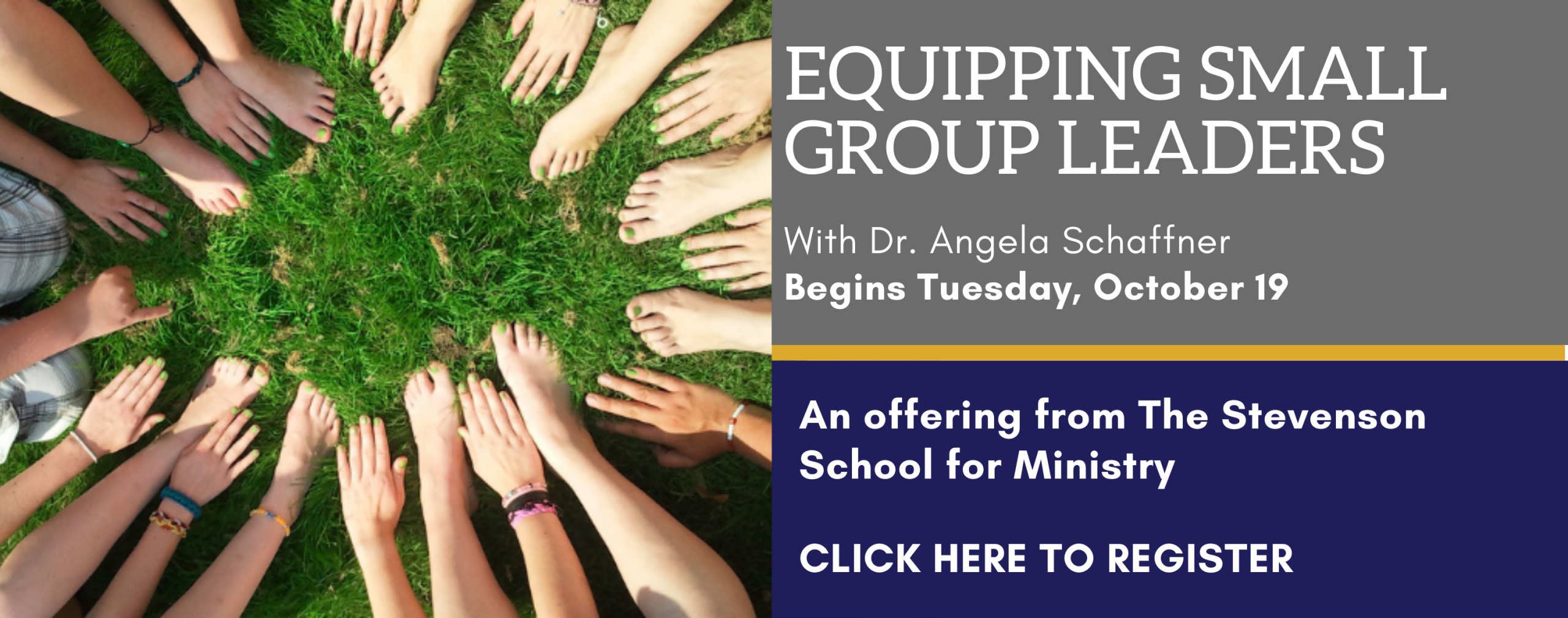 Equipping Small Group Leaders (2)
